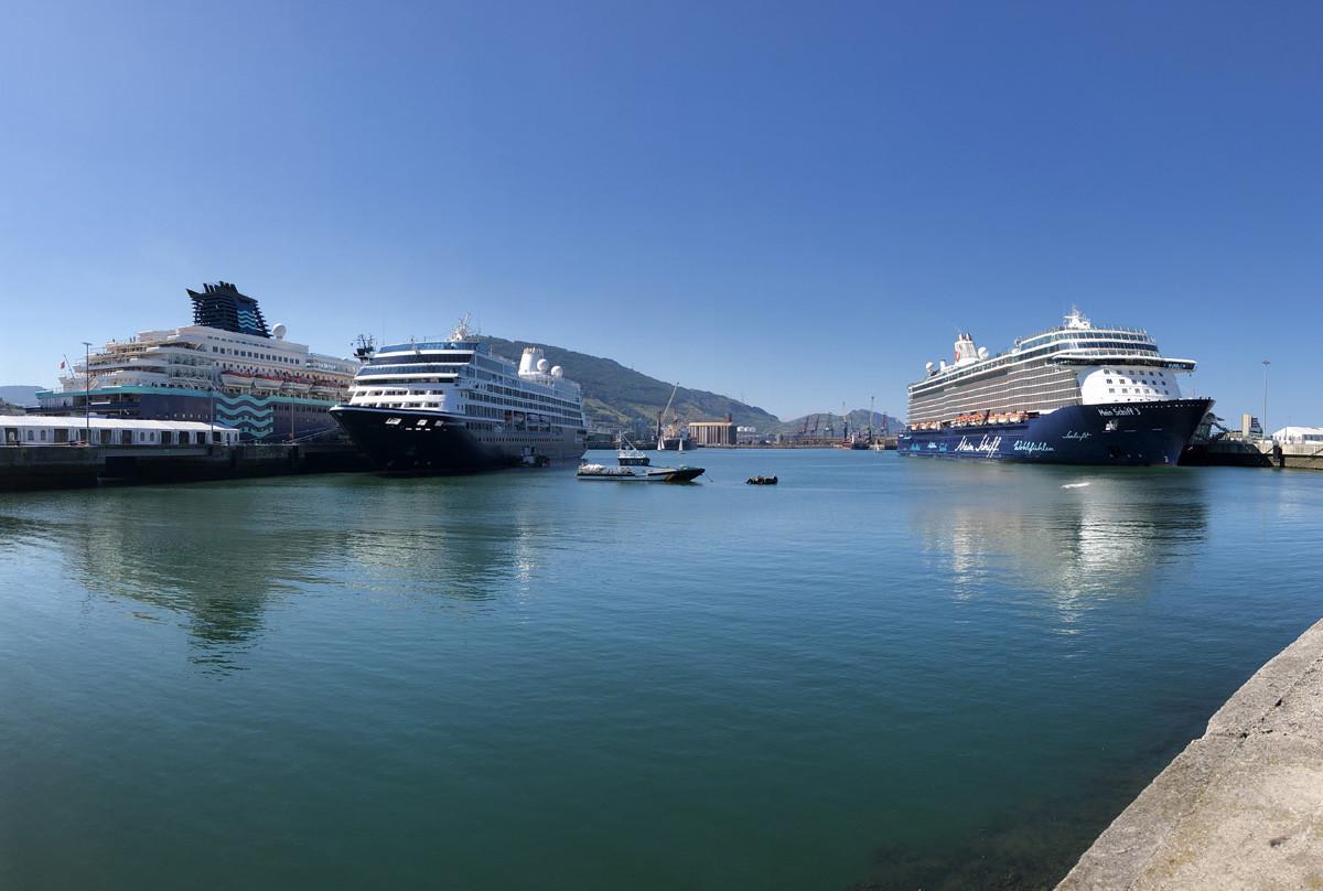 Bilbaoport   Cruceros