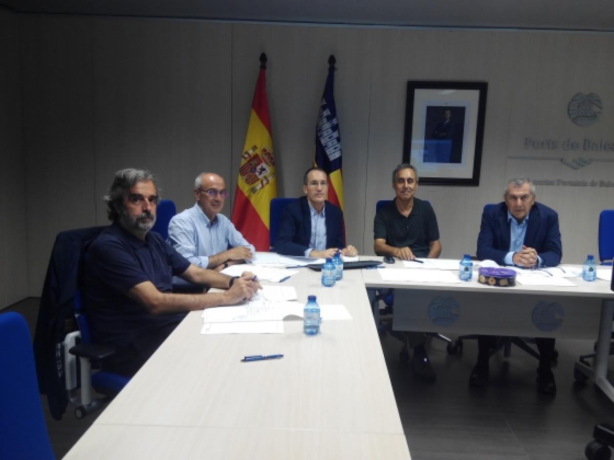 Puertos de Baleares   Comitu00e9 de expertos   paseo maru00edtimo Palma