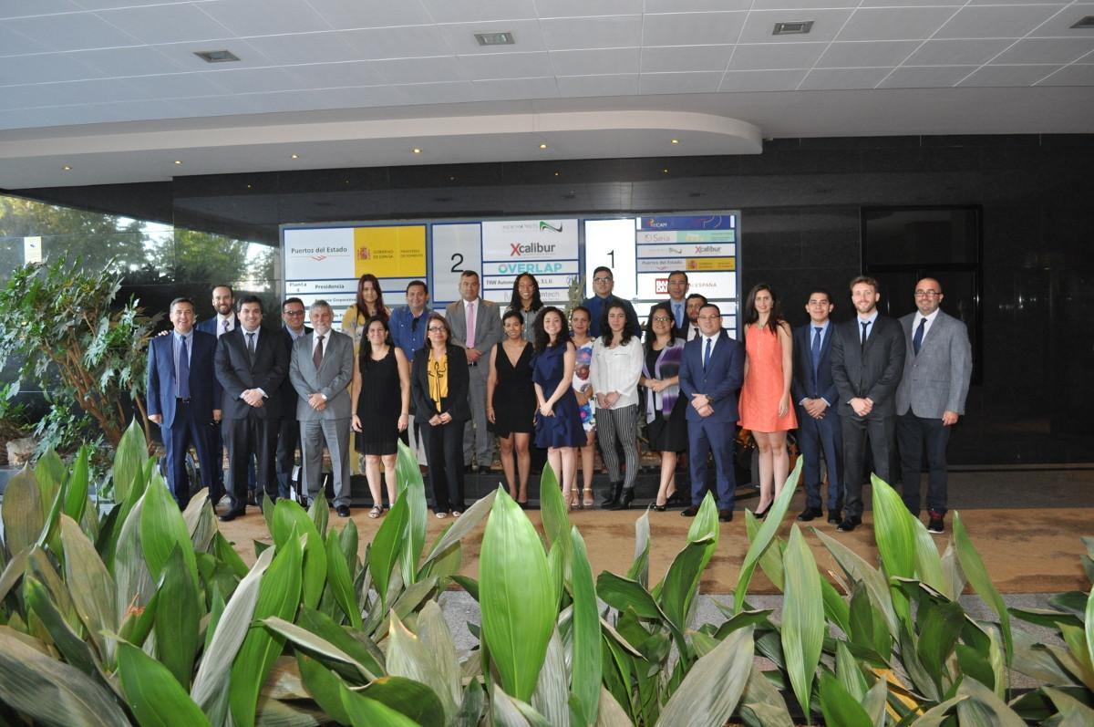Puertos del Estado   Curso Iberoamericano de Gestión Portuaria