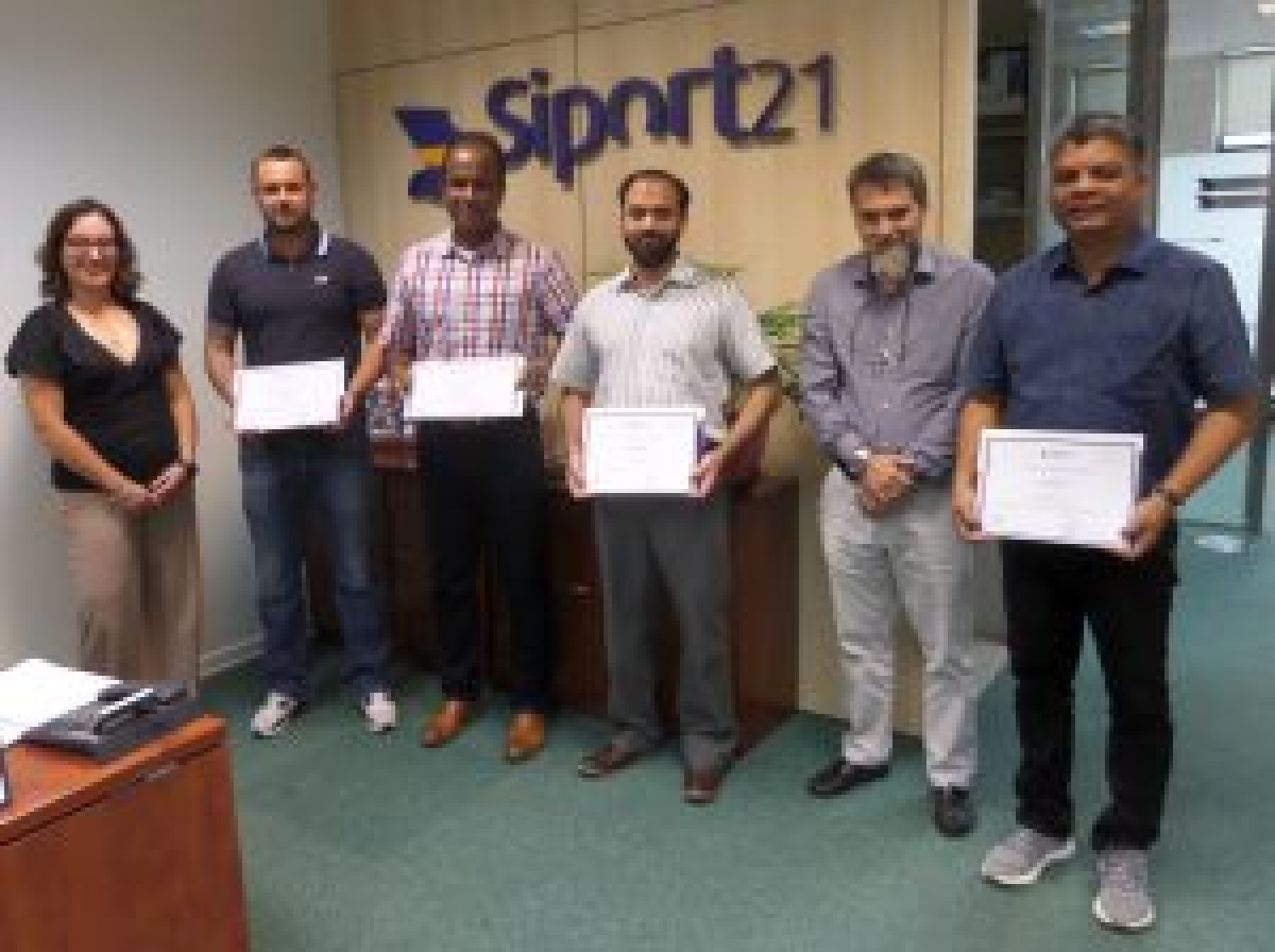 Siport21   1400 marineros  trainees