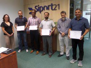 Siport21   1400 marineros  trainees