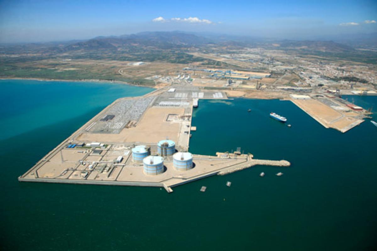 Puerto de Sagunto   Saggas