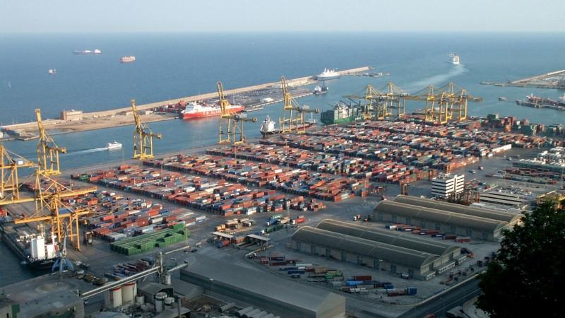 Port de Barcelona   panru00e1mica