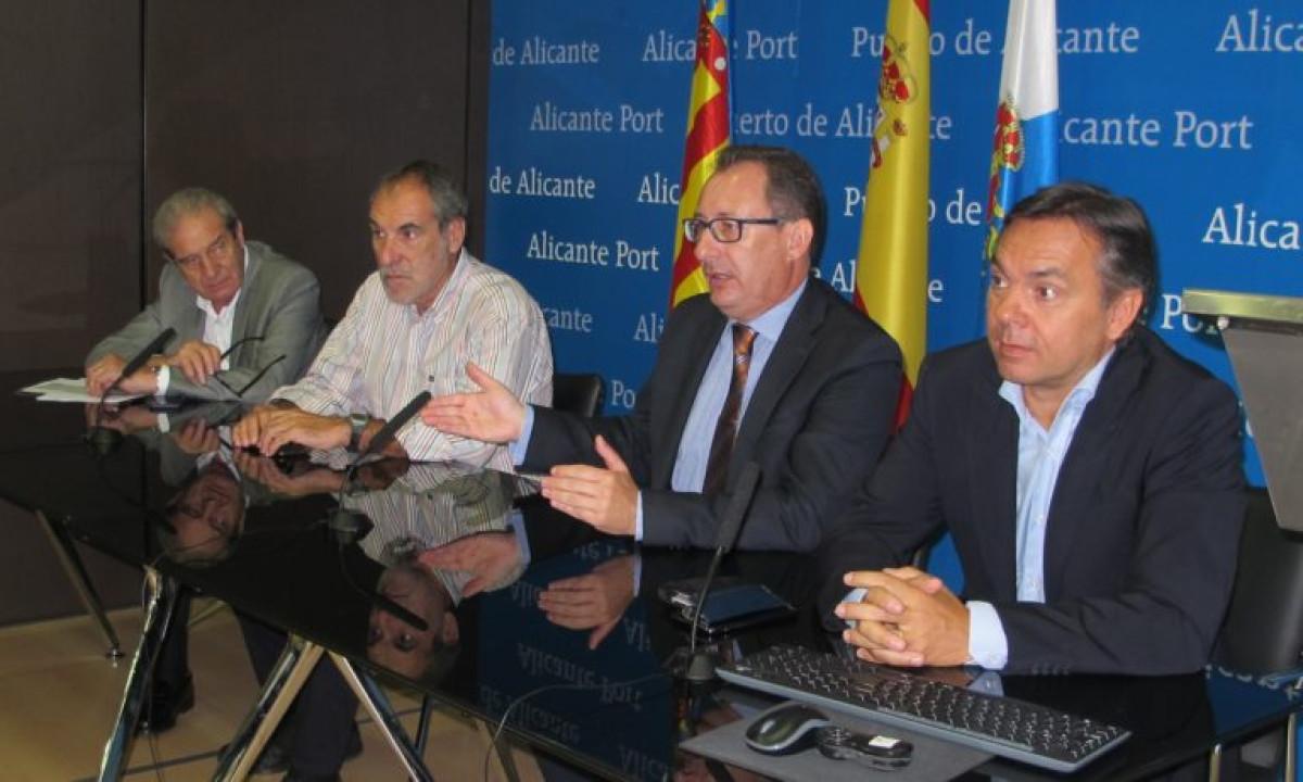 Puerto de Alicante   Encuentrso empresariales