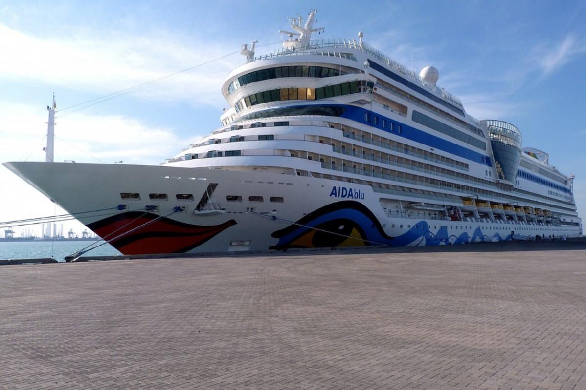 Port de Tarragona   AIDA BLu