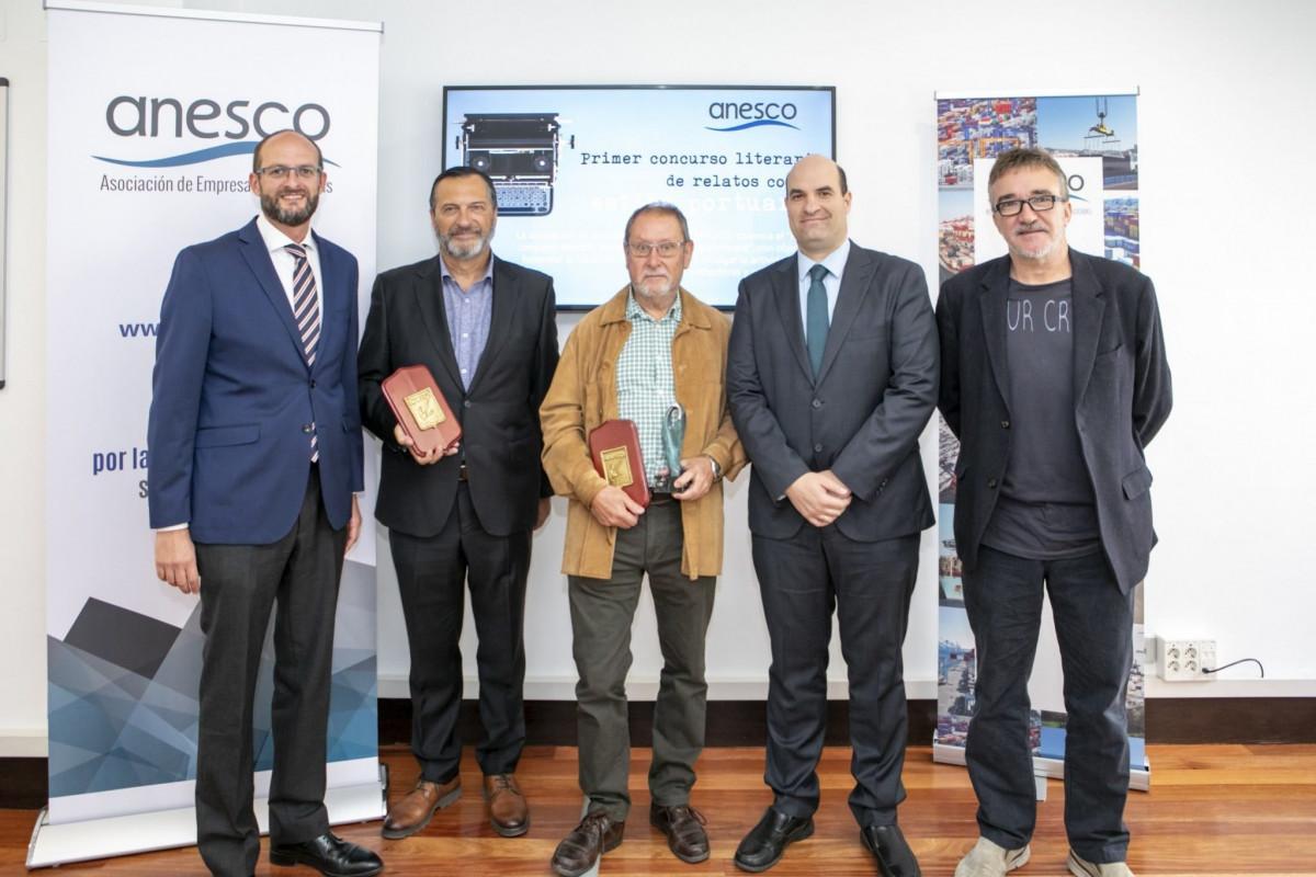 Anesco   Premios relatos cortos