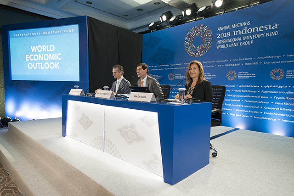 Fmi   World Economic outlook weo2018