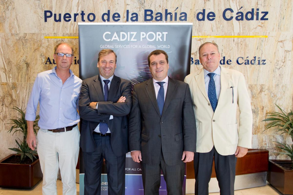 Cu00e1diz Port   Nuevos cargos