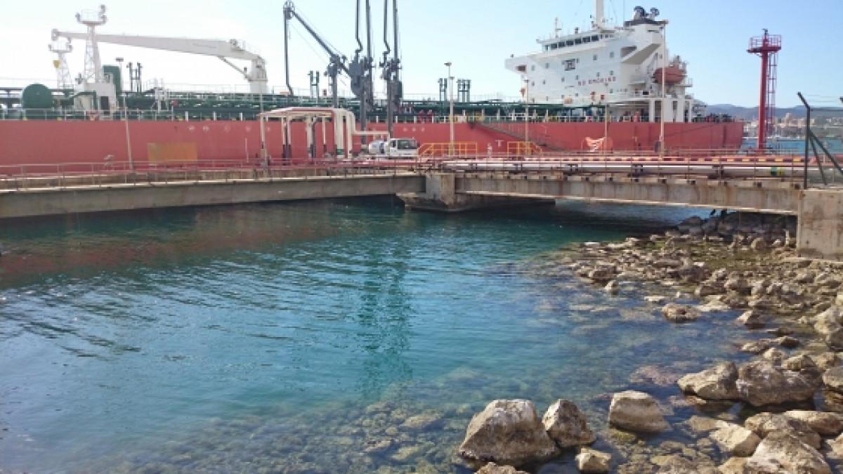 Puertos de Baleares   Pantalu00e1n lu00edquidos inflamables CLH