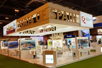 Stand Ports of Spain 1