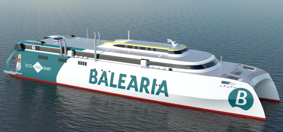 Balearia   Armon render