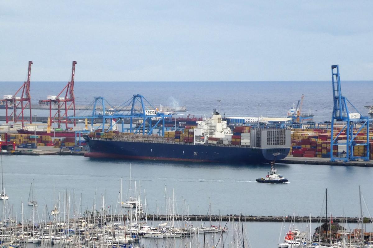 Puerto de Las Palmas   Opcsa   nov18