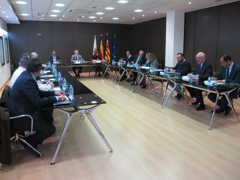 Puerto de Alicante   Consejo Administraciu00f3n   nov18