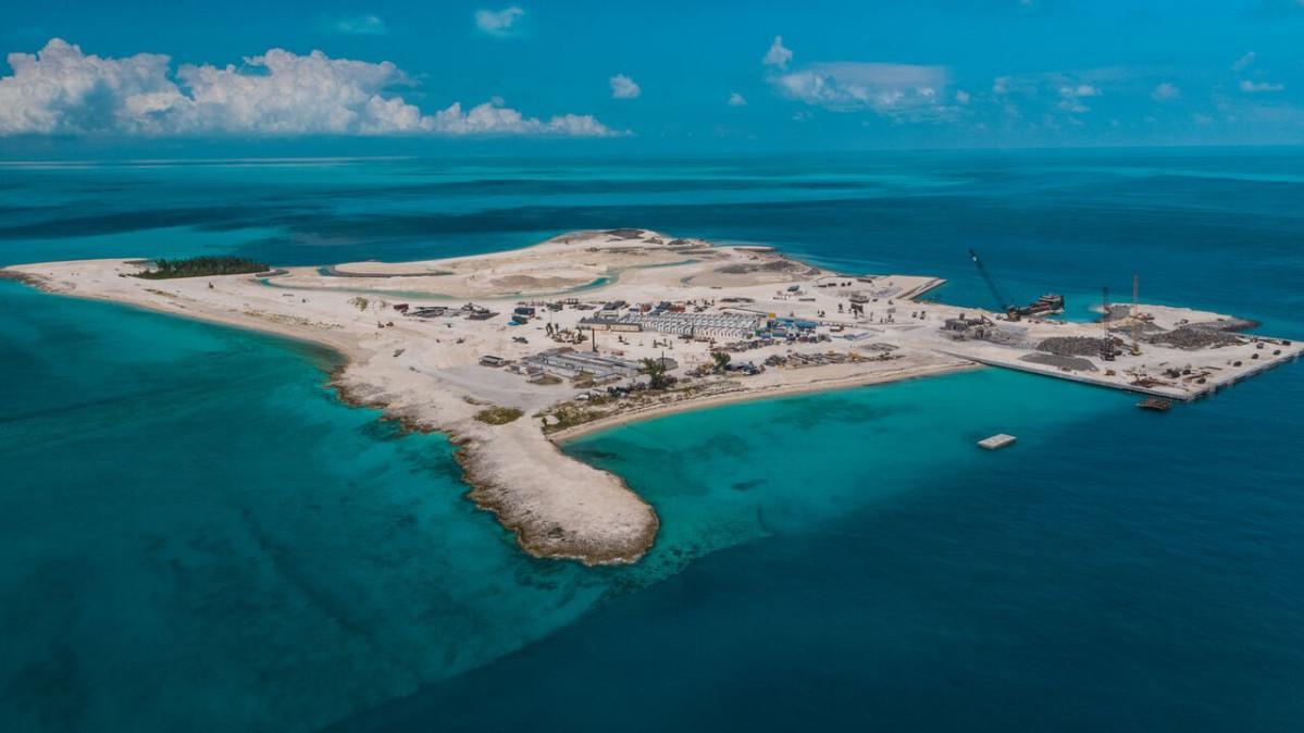 Ocean Cay MSC Marine Reserve