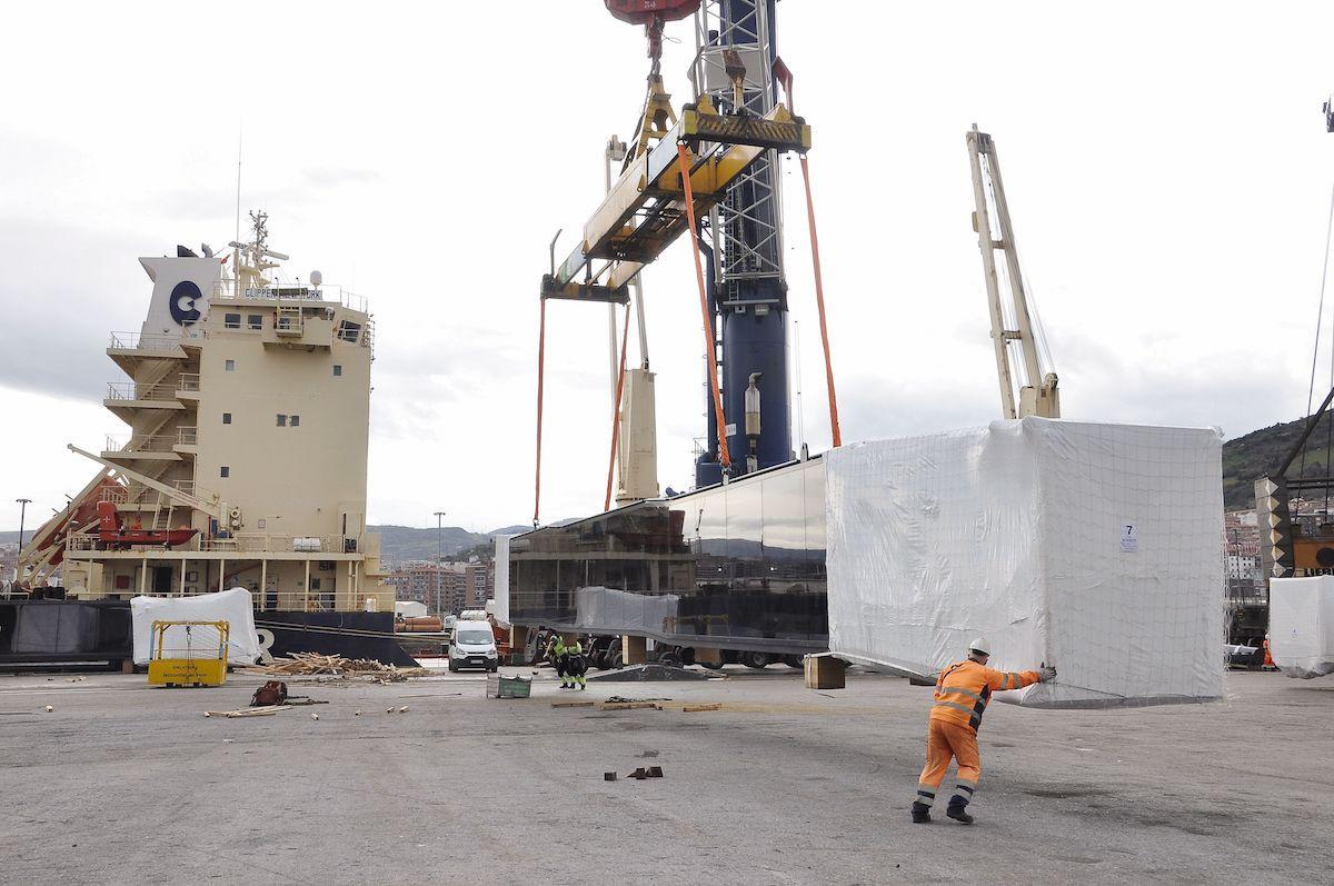 Puerto de Bilbao   operativa   bulk
