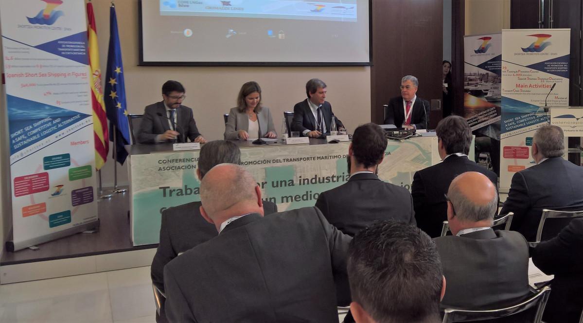 Valenciaport   Inauguraciu00f3n Asamblea Anual SPC Spain