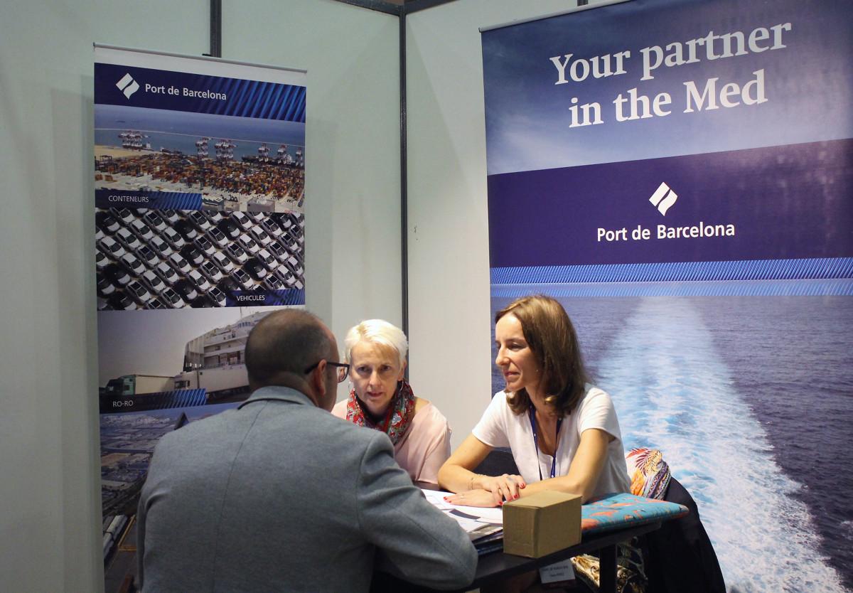 Port de Barcelona   Transport Logistics Meetings