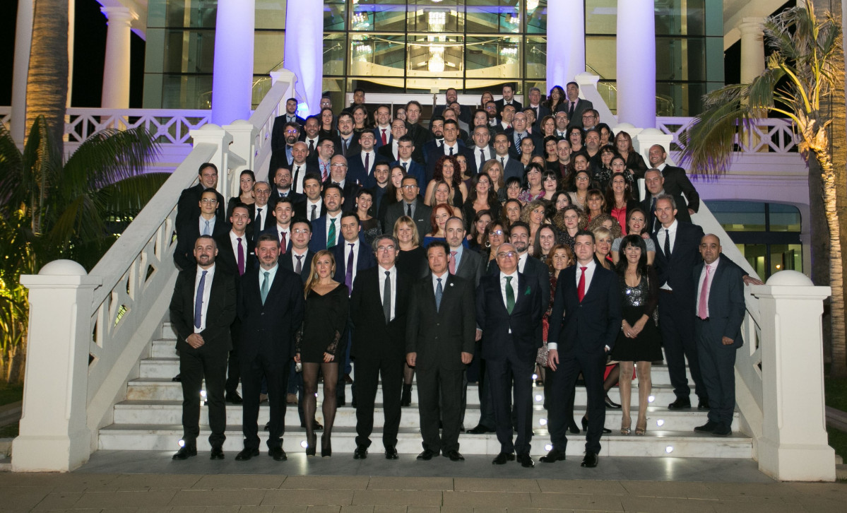 COSCO SHIPPING Lines Spain    encuentro 2018