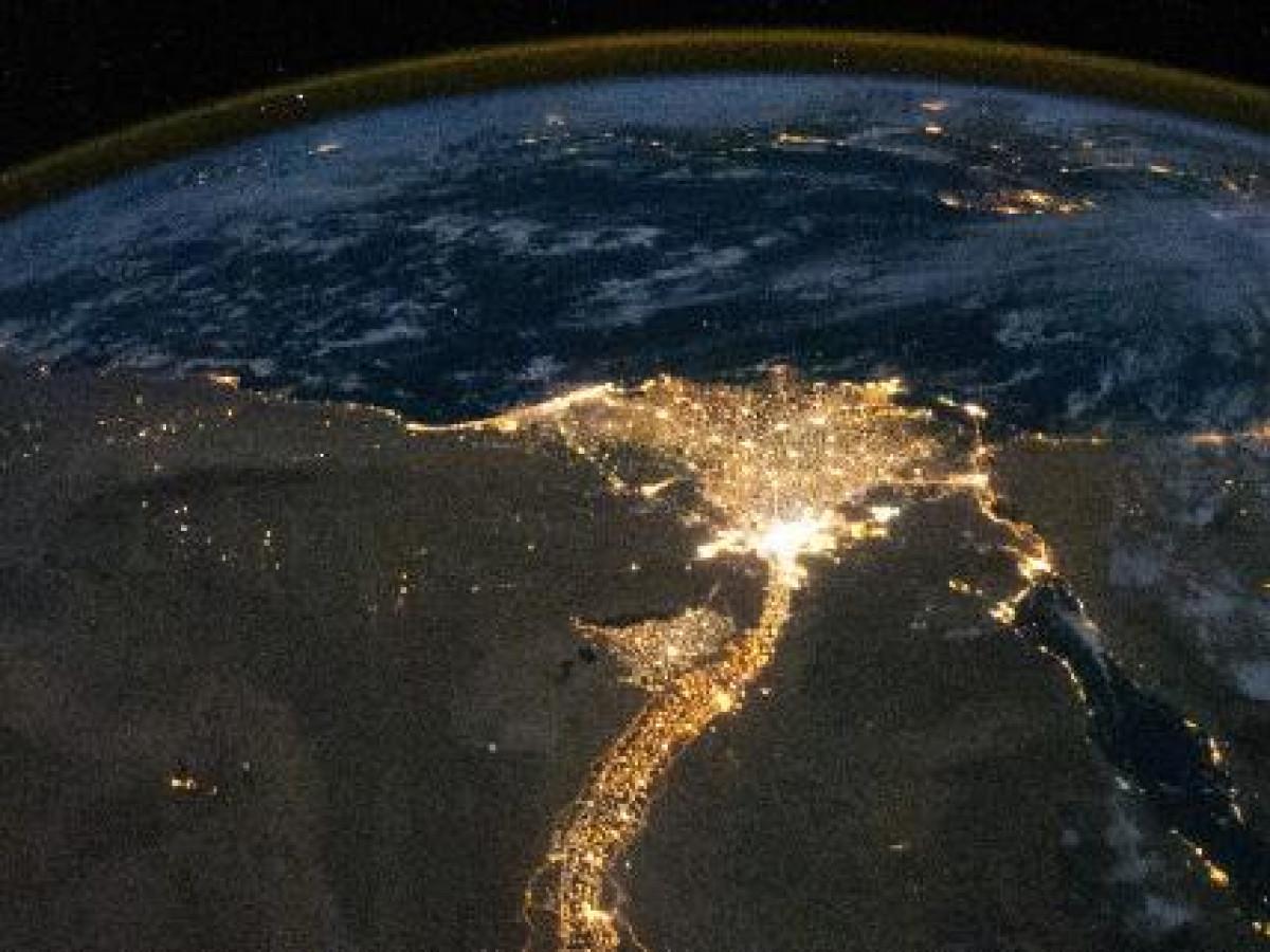 Delta do Rio Nilo