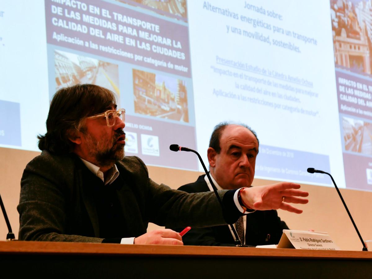 Fundaciu00f3n Corell   Pacto transporte sostenible