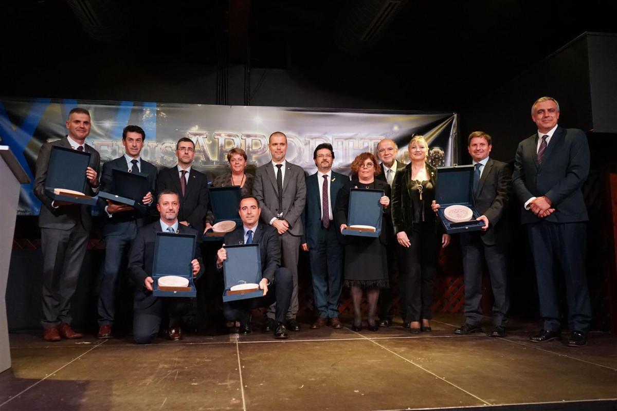 Apporttt   premios 2018