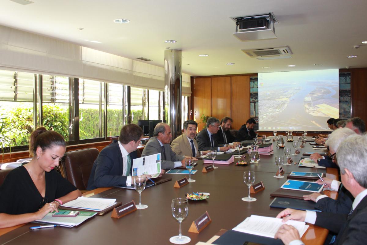 Puerto de Huelva   consejo administracion junio16