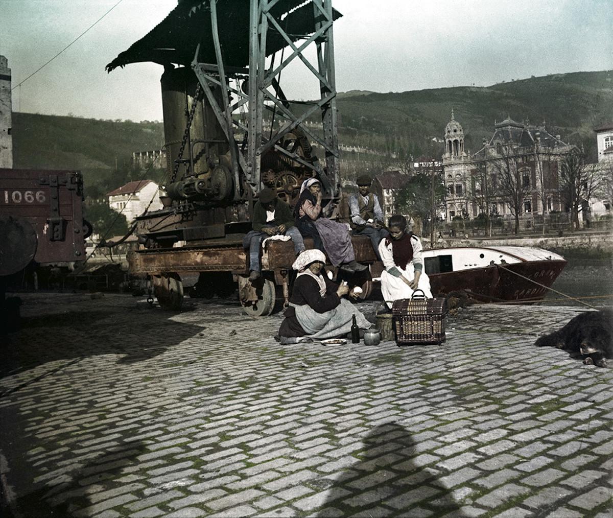 Bilbaoport   Expo   Abando Abaitua