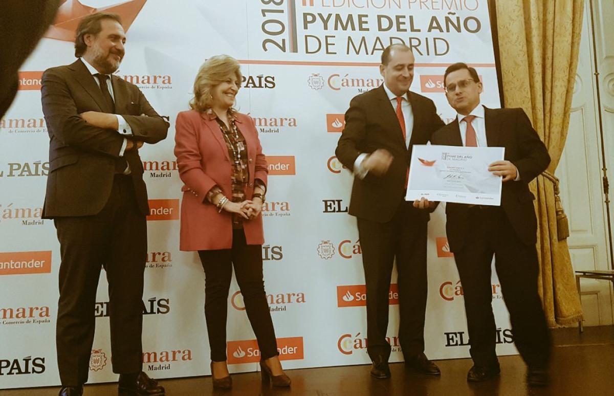 CamaraMadrid   Siport21   premio