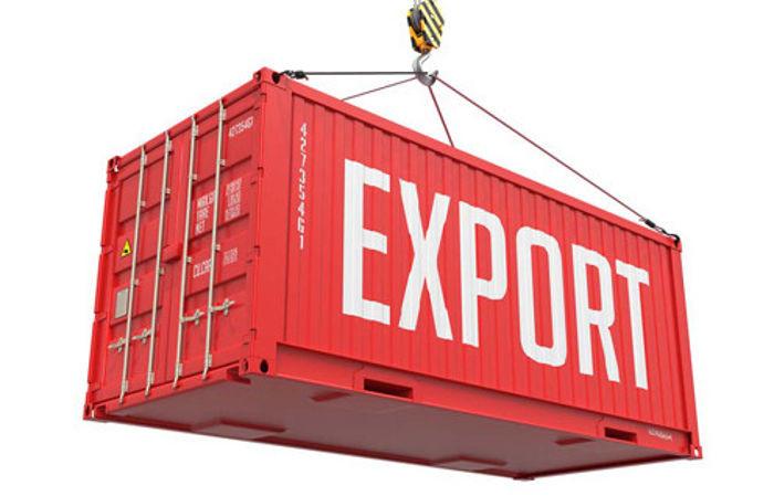 Contenedor export