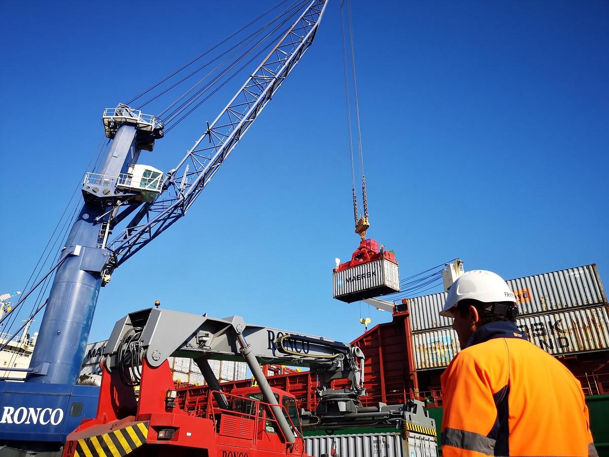 Puerto de Almeru00eda   Maersk MSC