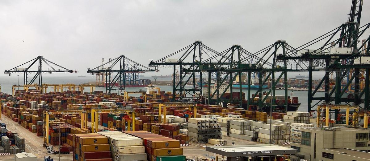 Valenciaport   Terminales en MSC Valencia