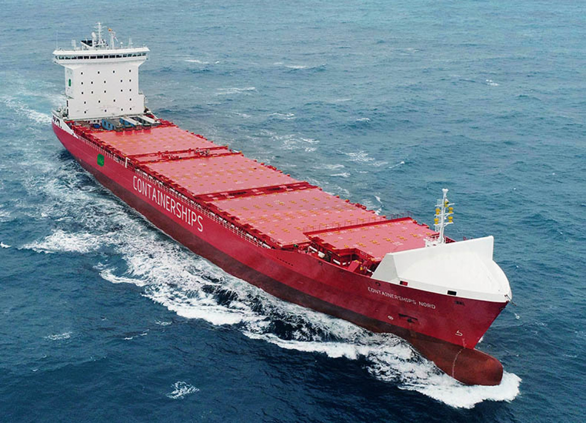 Containerships GNL