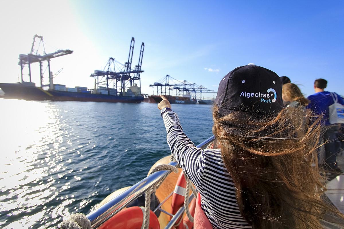 Puerto de Algeciras  1
