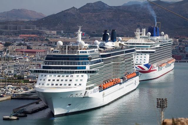 Cartagena crucero