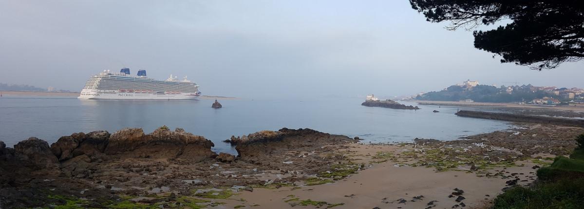 Puerto de Santander   Britannia