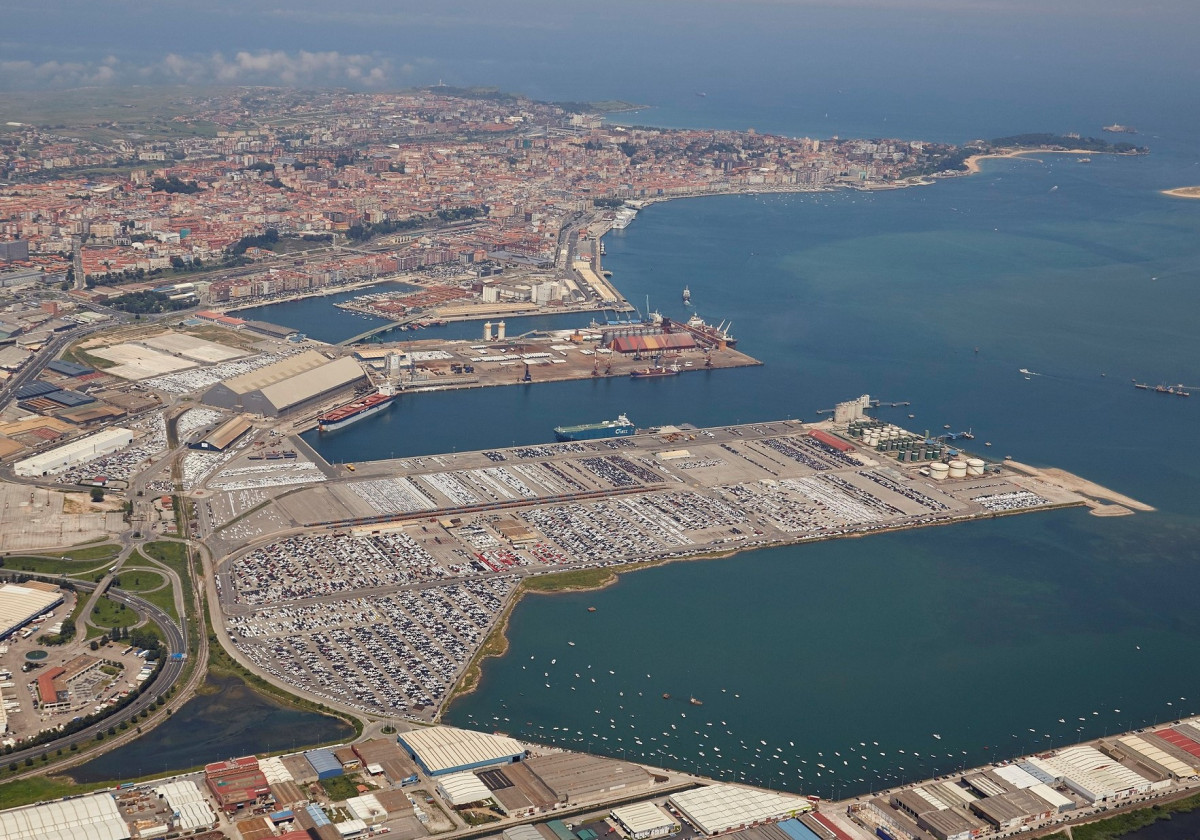 Puerto de Santander   panoru00e1mica feb19