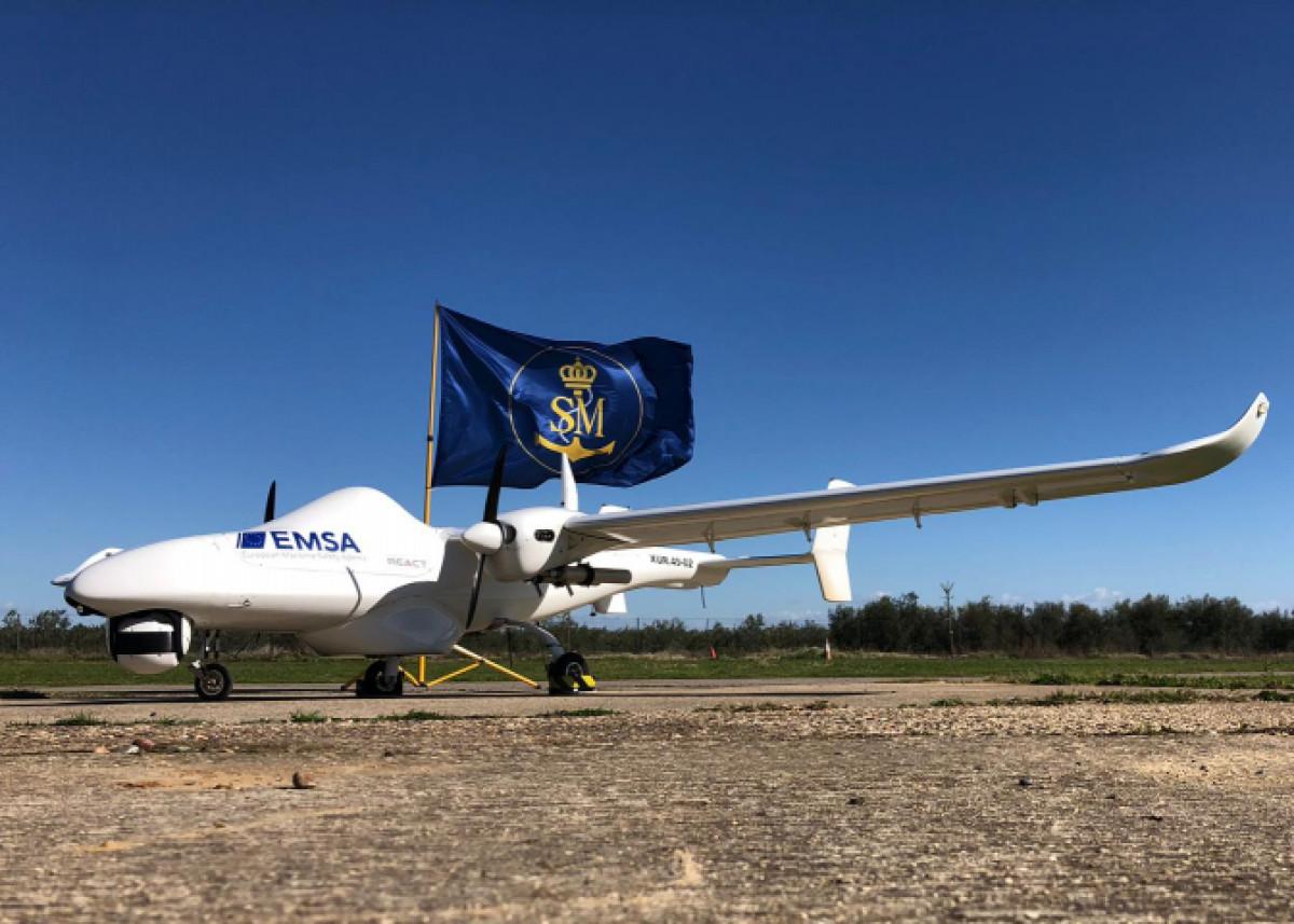 SAlvamento Dron Huelva 2