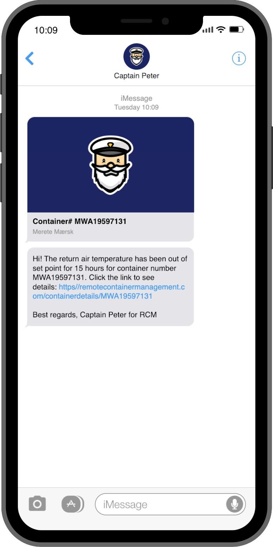 Maersk Capitan Peter