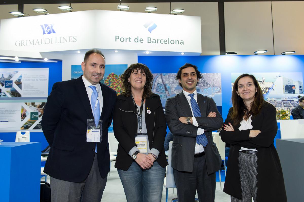 Barcelona Fruit Logistica 1