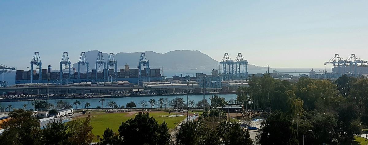 Puerto de Algeciras   Maastrich Jean Mermoz