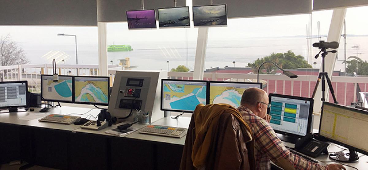 Anave   puertos portugal   Control