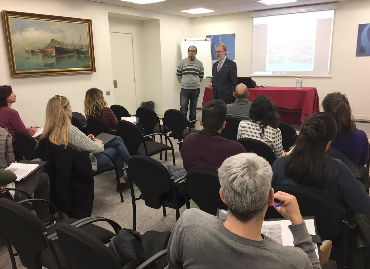 Curso Despacho Aduanero nivel I inauguracion