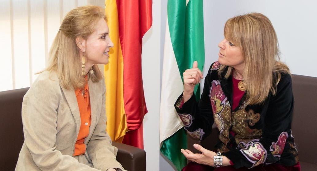Puerto de Huelva   presidenta   subdelegada