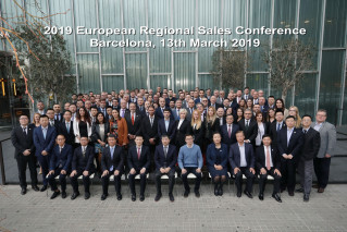 COSCO SHIPPING European Sales Conference