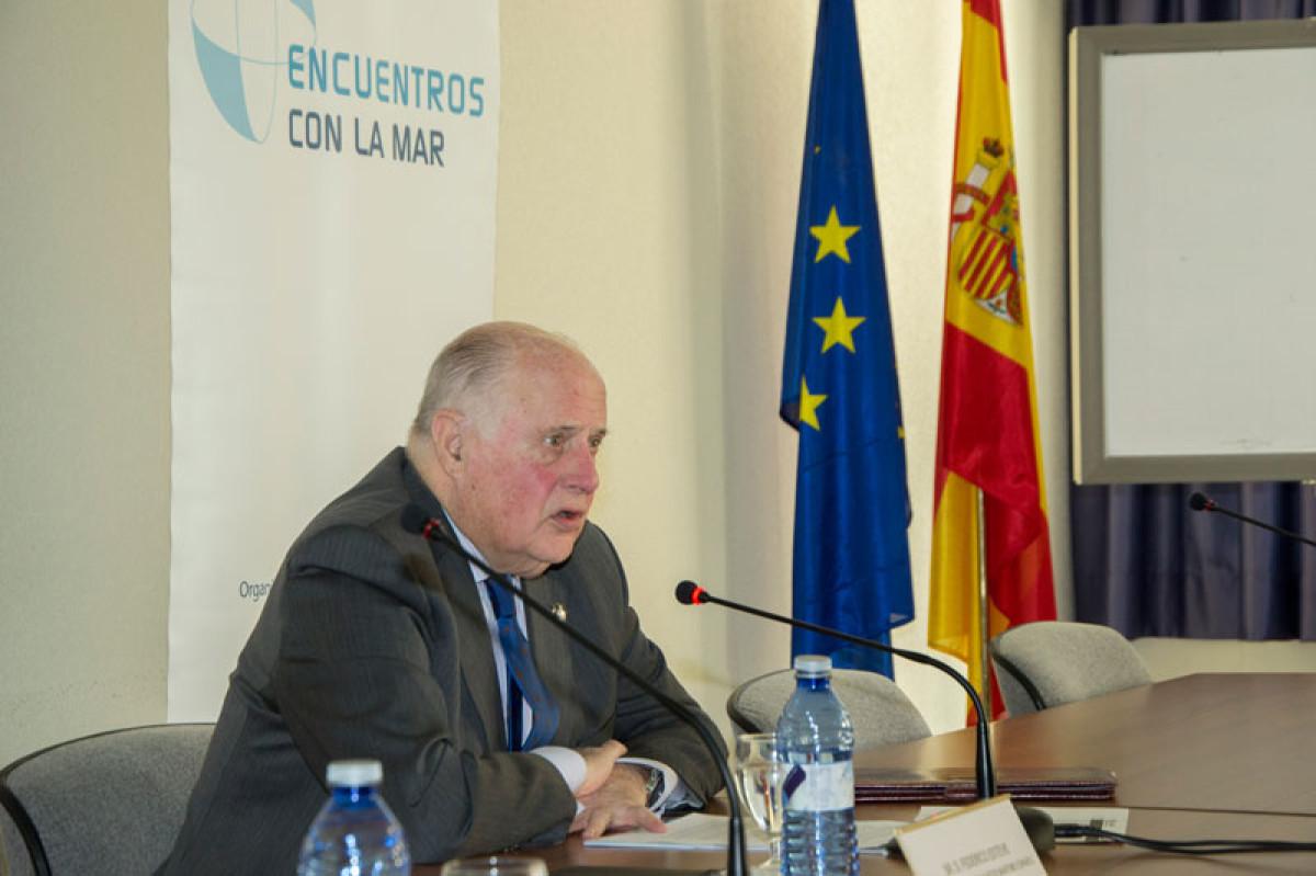 CME   Encuentros con la mar   Federico Esteve