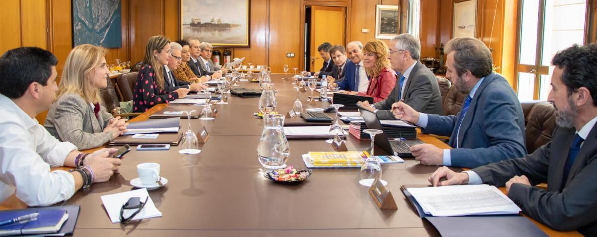 Puerto de Huelva   Consejo de Administraciu00f3n   mar19
