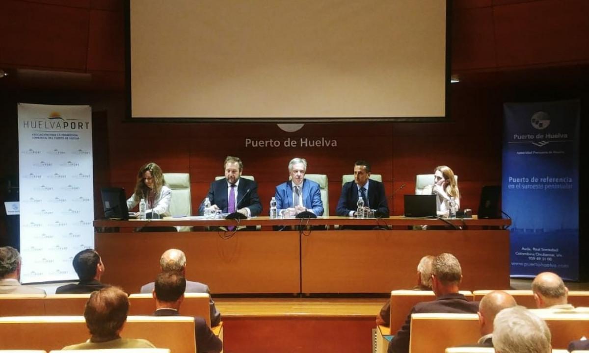 Huelvaport   Balance Primer trimestre 2019