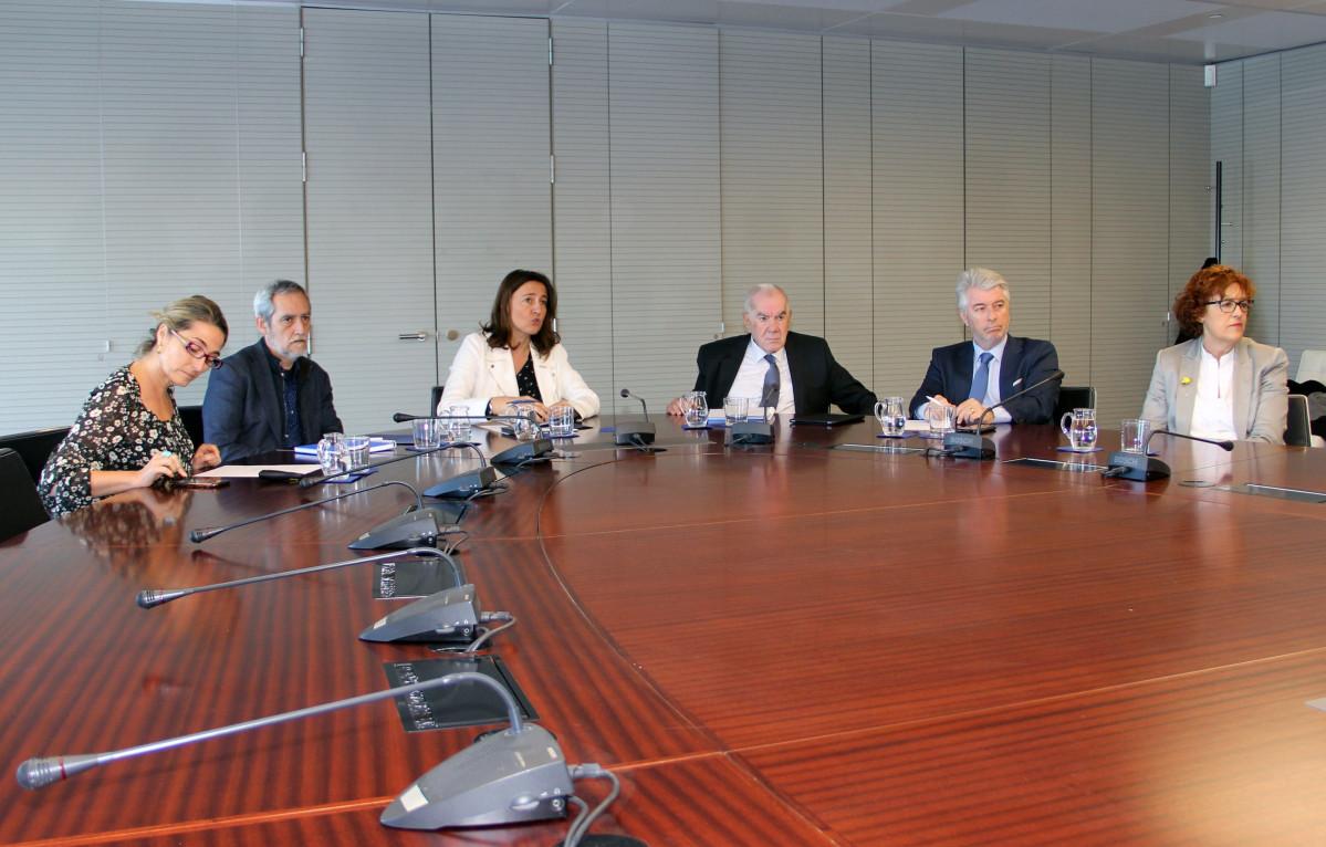 Port de Barcelon   Visita ERC