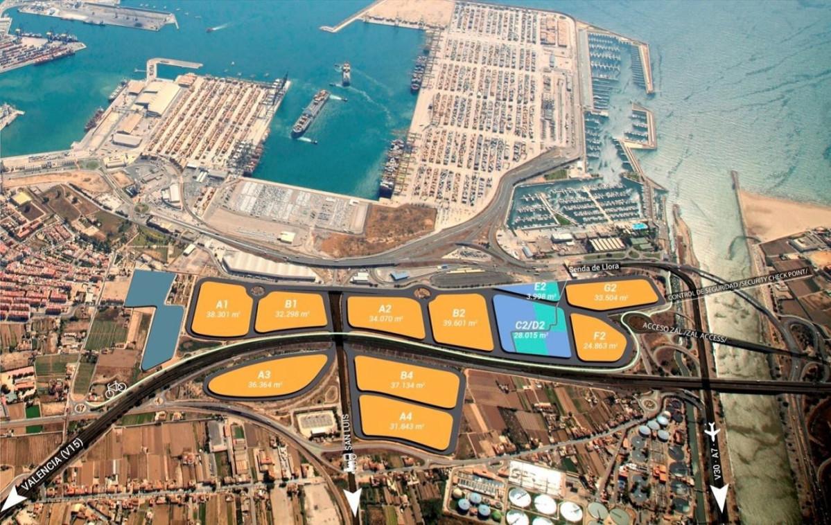 Valenciaport   ZAL