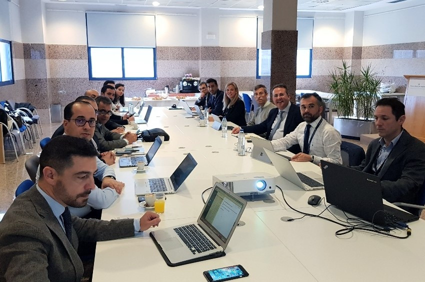 Puerto de Algeciras   Reuniu00f3n Innovaciu00f3n  Tu00e1nger Med